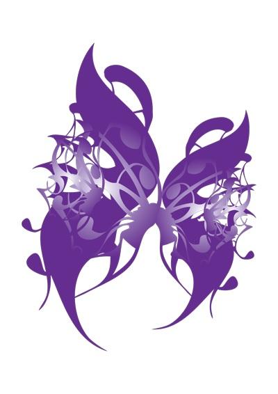 Julie Twist Butterfly